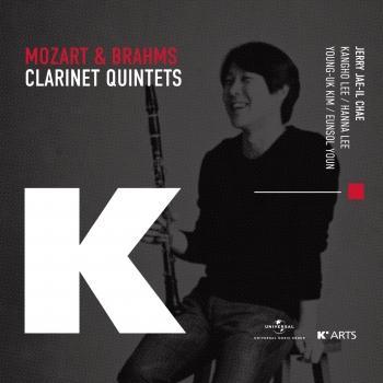 Cover Mozart & Brahms: Clarinet Quintets
