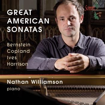 Cover Great American Sonatas