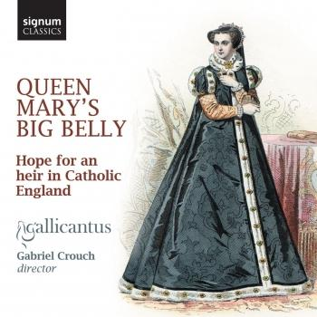 Cover Queen Mary's Big Belly