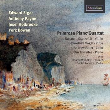 Cover The Primrose Piano Quartet and Friends