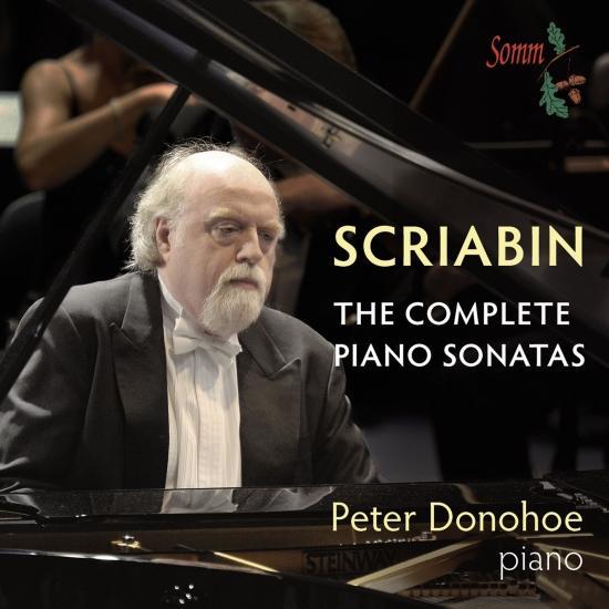 Cover Scriabin: The Complete Piano Sonatas