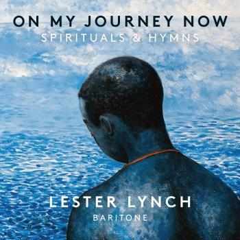 Cover On My Journey Now: Spirituals & Hymns
