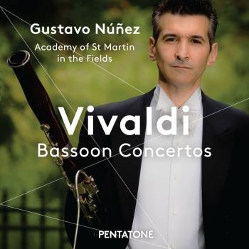 Cover Vivaldi: Bassoon Concertos