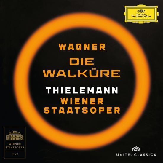 Cover Wagner: Der Ring des Nibelungen - Die Walküre (Live)
