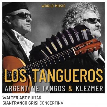 Cover Los Tangueros: Argentine Tangos & Klezmer