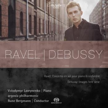 Cover Ravel & Debussy