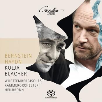 Cover Bernstein - Haydn