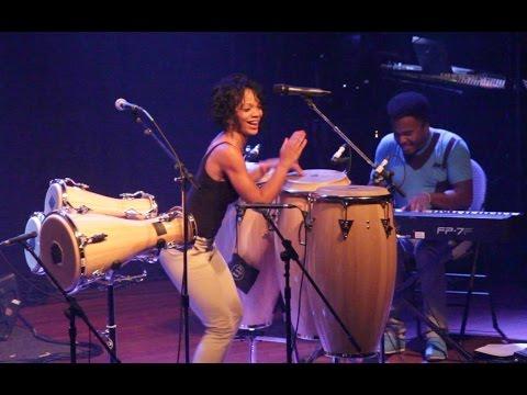 Video Brenda Navarrete - Caravana (Live)