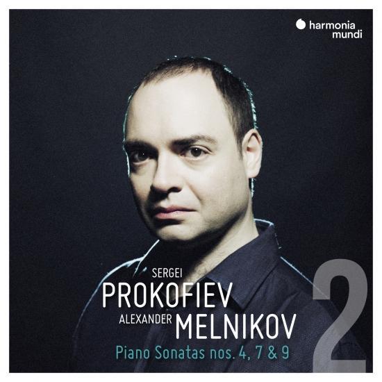 Cover Prokofiev: Piano Sonatas 2: Nos. 4, 7 & 9