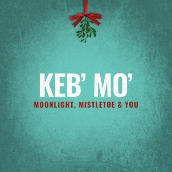 Cover Moonlight, Mistletoe & You