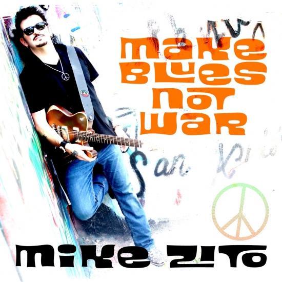 Cover Make Blues Not War