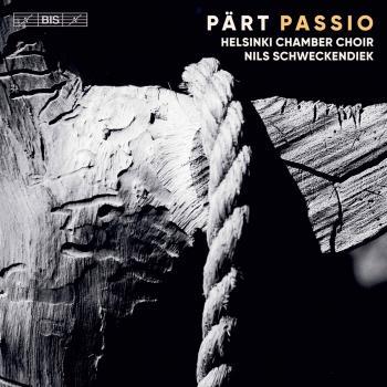Cover Arvo Pärt: Passio