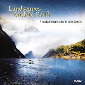 Cover Landscapes of Middle Earth (Remastered)