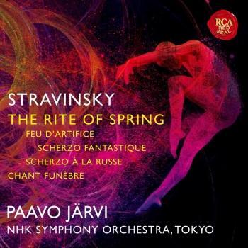 Cover Stravinsky: The Rite of Spring