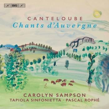 Cover Canteloube: Chants d'Auvergne