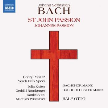 Cover Bach: St. John Passion, BWV 245 (1749 Version)