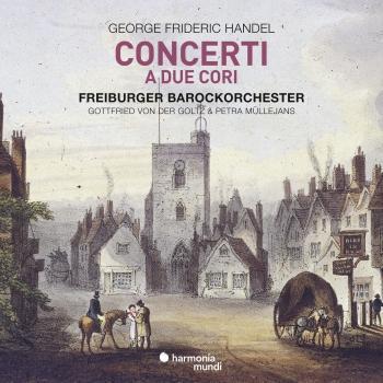 Cover Handel: Concerti a due cori