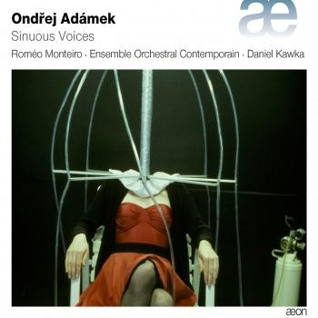 Cover Adámek: Sinuous Voices