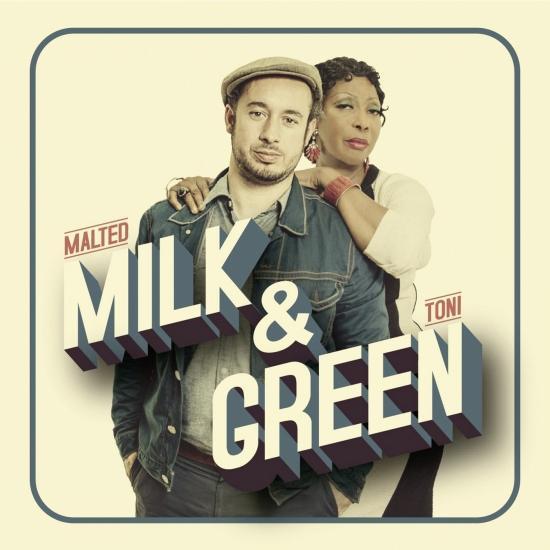 Cover Milk & Green