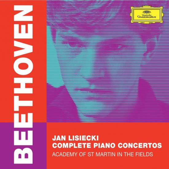 Cover Beethoven: Complete Piano Concertos (Live at Konzerthaus Berlin / 2018)