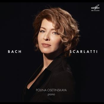 Cover Bach & Scarlatti