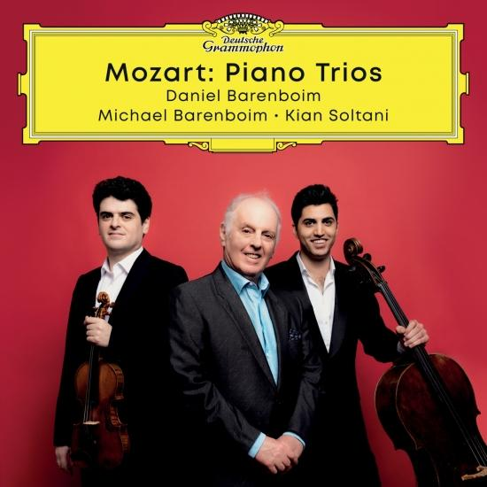 Cover Complete Mozart Trios