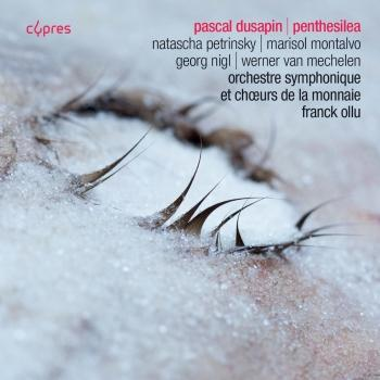 Cover Pascal Dusapin: Penthesilea