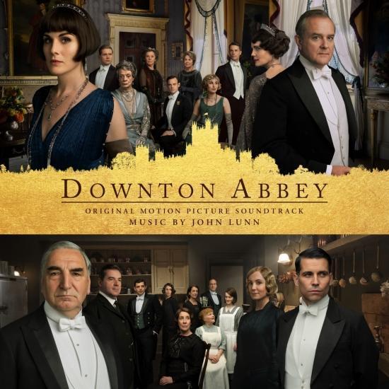 Cover Downton Abbey (Original Score)