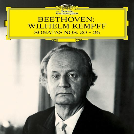 Cover Beethoven: Sonatas Nos. 20 - 26 (Remastered)