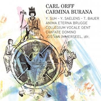 Cover Orff Carmina Burana (Cantiones profanae)