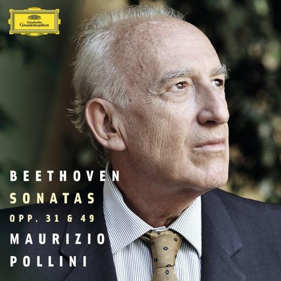 Cover Beethoven: Piano Sonatas Opp. 31 & 49