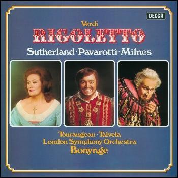 Cover Verdi: Rigoletto