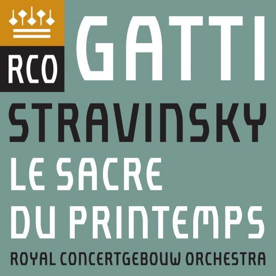 Cover Stravinsky: Le sacre du printemps (Live)