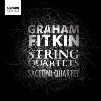 Cover Fitkin: String Quartets
