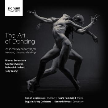 Cover The Art of Dancing - 21st Century Concertos