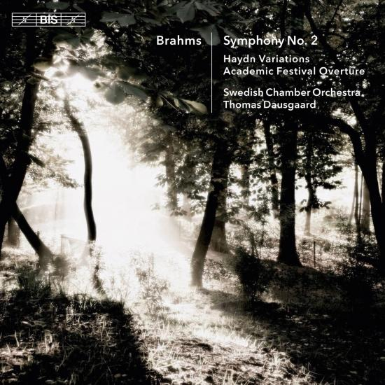 Cover Brahms: Symphony No. 2 in D Major, Op. 73