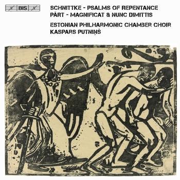 Cover Alfred Schnittke & Arvo Pärt: Choral Works