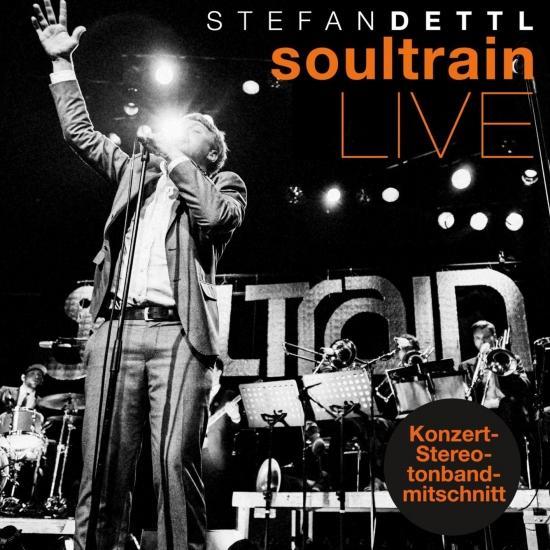 Cover Soultrain (Live Konzert-Stereotonbandmitschnitt)