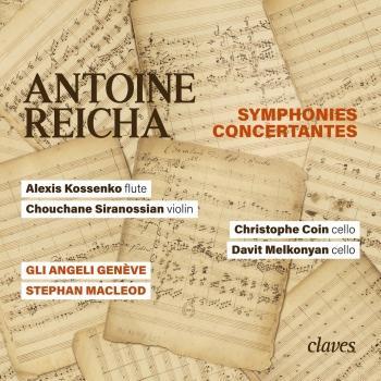 Cover Antoine Reicha: Symphonies Concertantes
