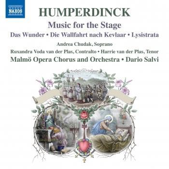 Cover Humperdinck: Stage Works