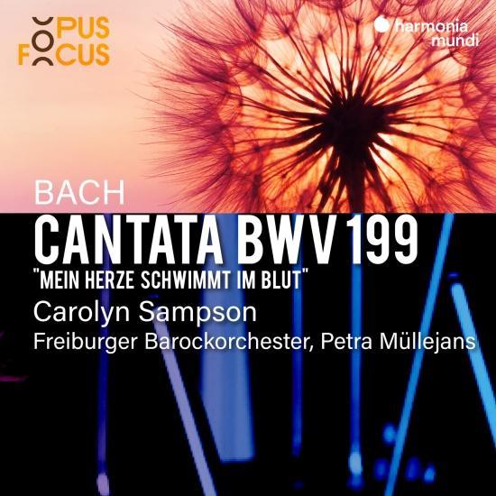 Cover Bach: Cantata, BWV 199