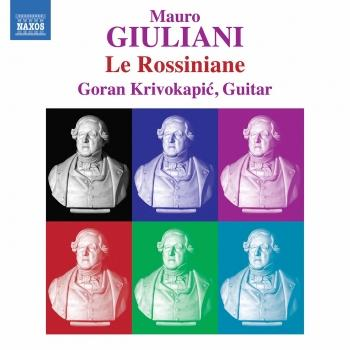 Cover Giuliani: Le Rossiniane