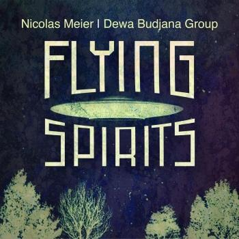 Cover Flying Spirits