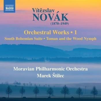 Cover Novák: Orchestral Works, Vol. 1