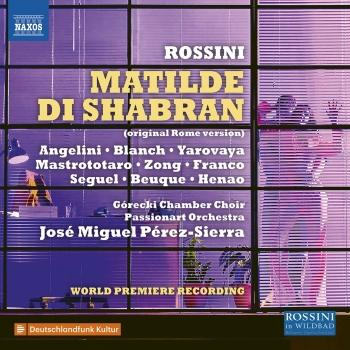 Cover Rossini: Matilde di Shabran (1821 Version) Live