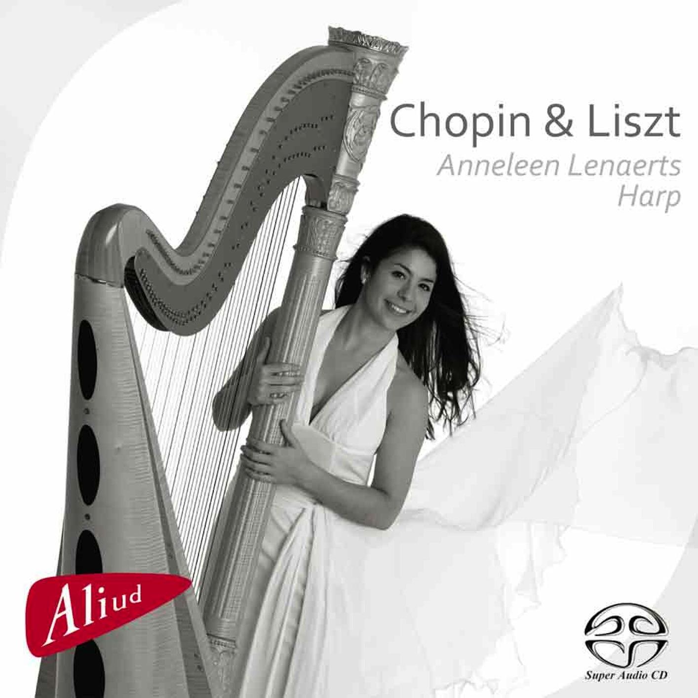 Cover Chopin & Liszt