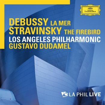 Cover Debussy: La mer / Stravinsky: The Firebird (Live)