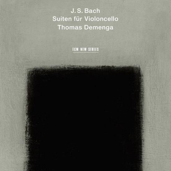 Cover J.S. Bach: Suiten für Violoncello