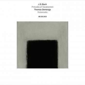 Cover J.S. Bach: Préludes & Sarabandes