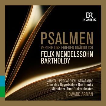 Cover Mendelssohn: Psalmen — Verleih uns Frieden Gnädiglich